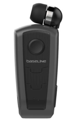 אוזניית בלוטוס קליפס BASELINE F910