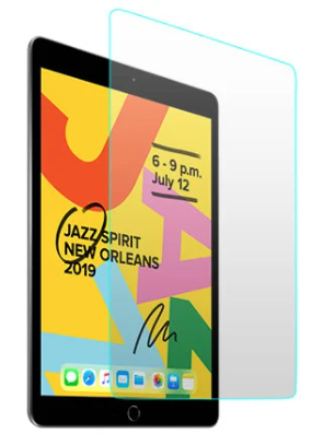 """מגן מסך זכוכית  ל """"Apple iPad 10.2"""