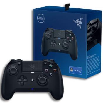 PS4 Razer Raiju Tournament Controller רייזר