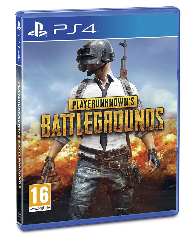 PlayerUnknown's Battlegrounds Pubg PS4