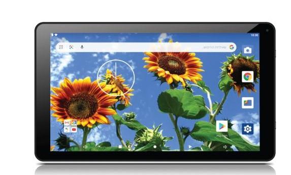 """טאבלט """"10 מעבד 4 ליבות SILVER LINE SL1021 16GB Wi-Fi"""