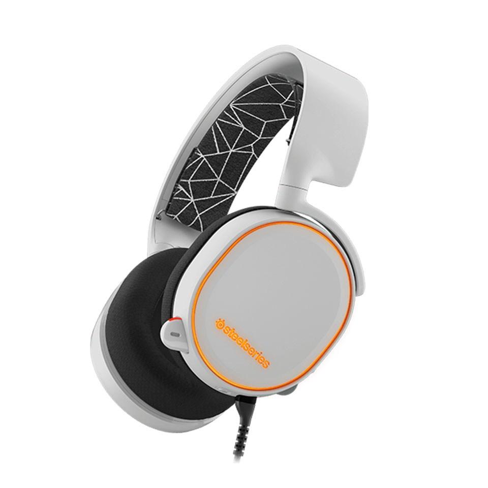 אוזניות גיימינג חוטיות SteelSeries Arctis 5 