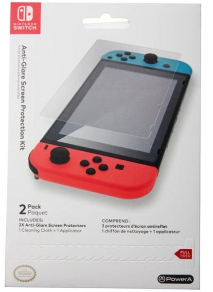 מגן מסך סיליקון איכותי Nintendo Switch  נינטנדו