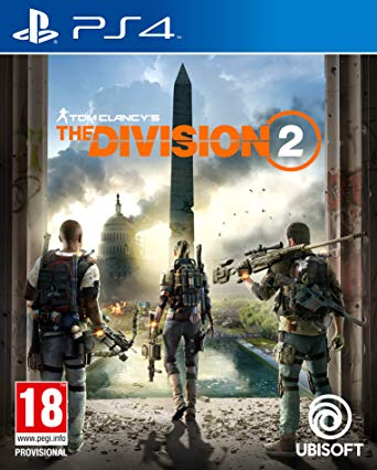 Tom Clancy's The Division 2 - PS4 SONY