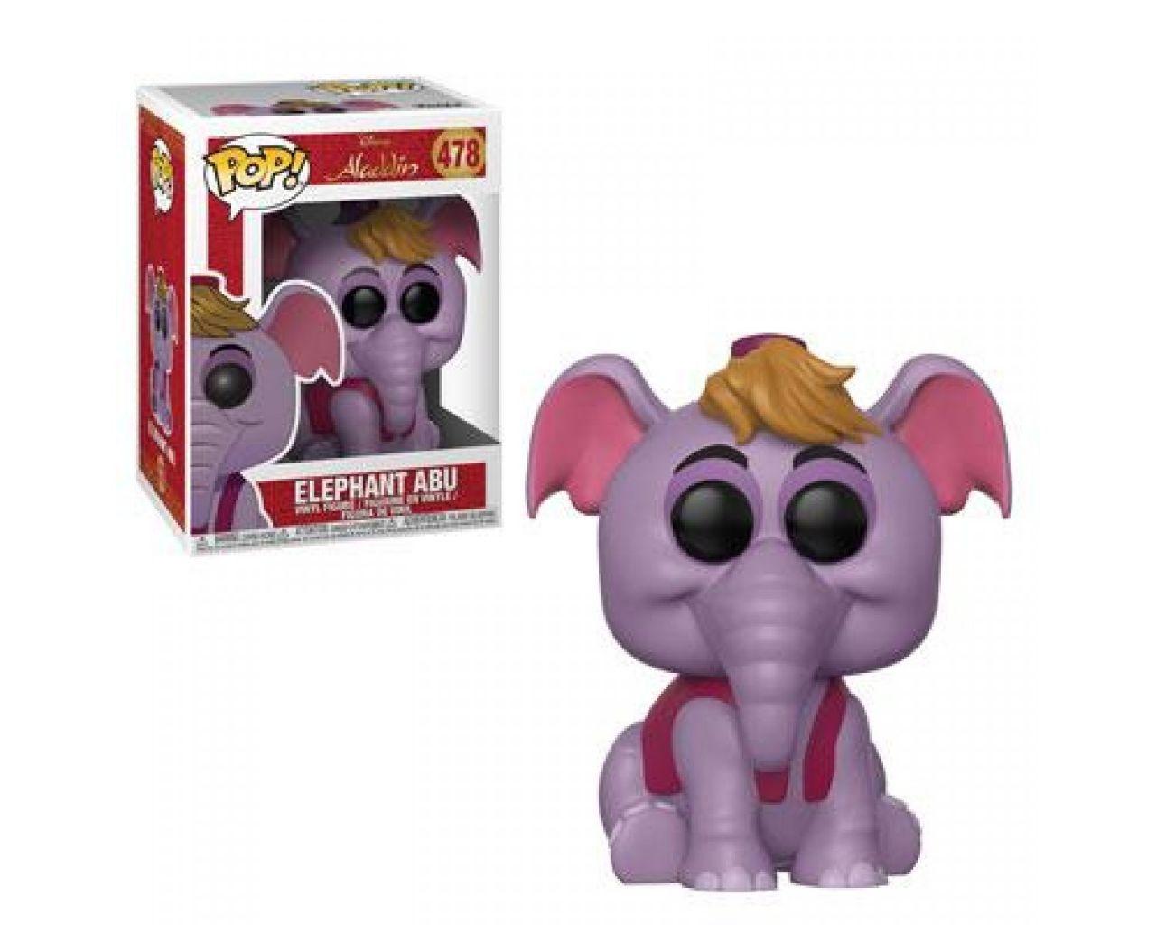 Disney Aladdin ELEPHANT ABU #478