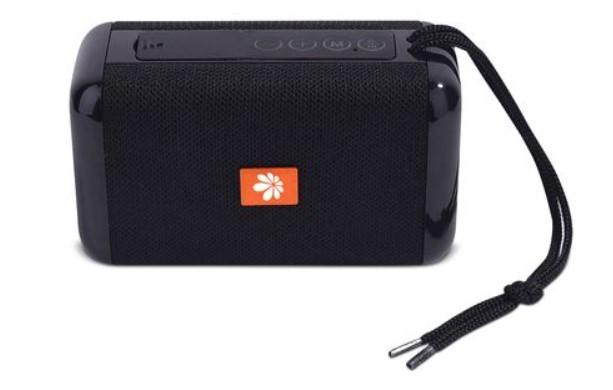 רמקול Bluetooth סטריאו נייד Miracase MBTS636 בצבע שחור