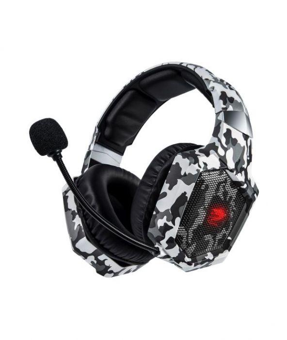 אוזניות גיימינג DRAGON COMBAT 2
