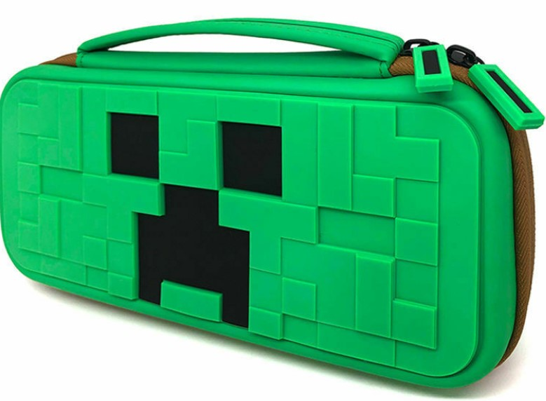 For Nintendo Switch Hard Case Minecraft Travel Cover Game תיק מיינקרפט