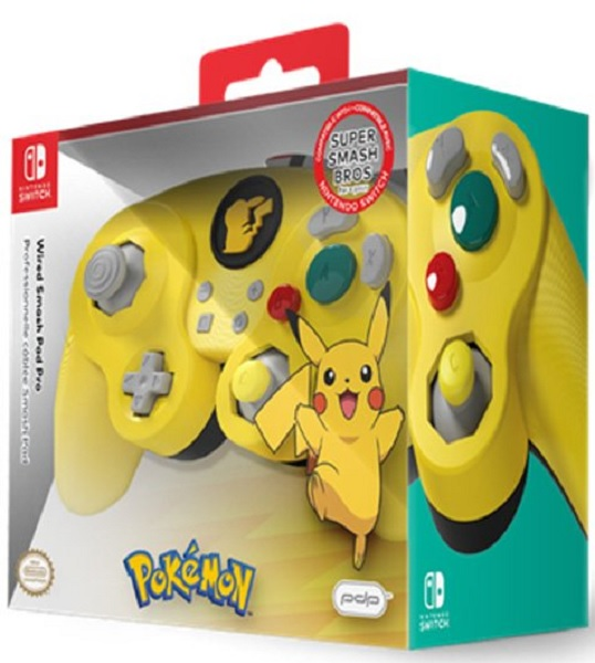 Wired - Pikachu Pro Controller