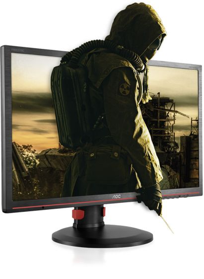 "מסך מחשב AOC GAME G2460PF 24"" LED 144HZ"