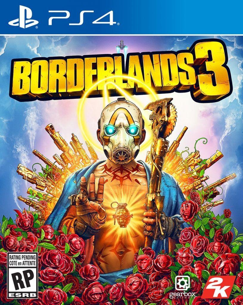 Borderlands 3 Ps4 הזמנה מוקדמת