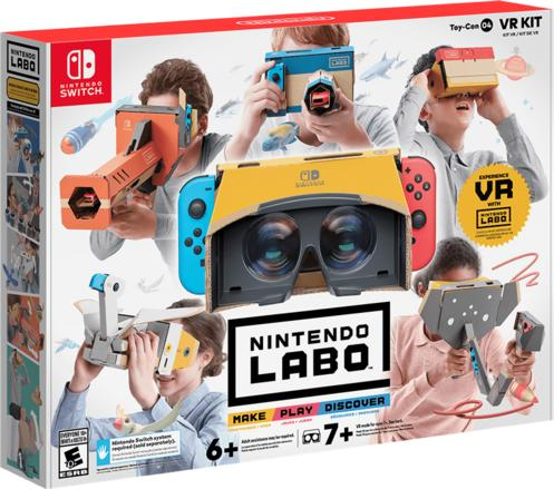 Nintendo Labo Toy Con 4 VR Kit