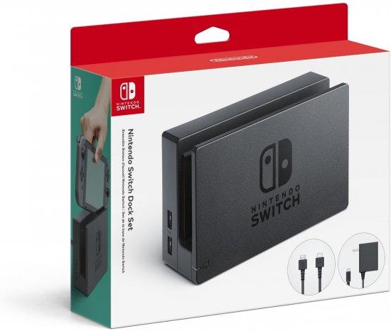 Nintendo Switch - Dock Set עמדת עגינה מקורית