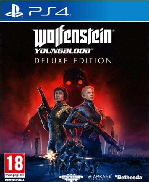 Wolfenstein: Youngblood PS4 הזמנה מוקדמת