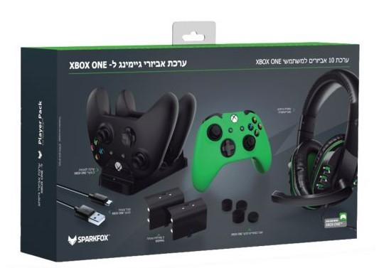 ערכת אביזרי גיימינג מושלמת לקונסולות  Xbox One S / X