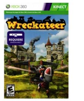 בקוד דיגיטלי  Wreckateer [Xbox360]