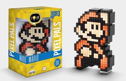 Pixel Pals - Nintendo - Mario - SM3 - No Bat