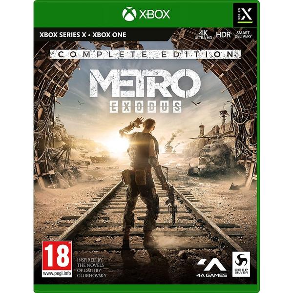 Metro Exodus Complete Edition Xbox Series X | S