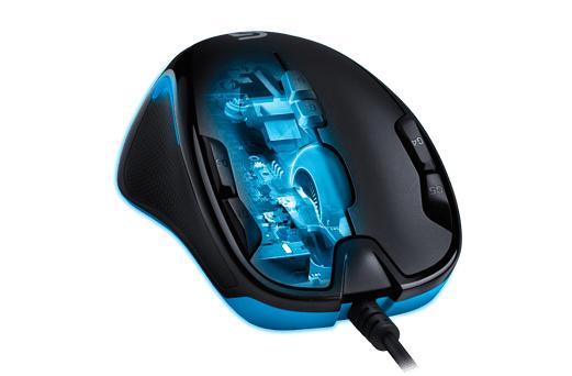 עכבר גיימיינג Logitech G300S