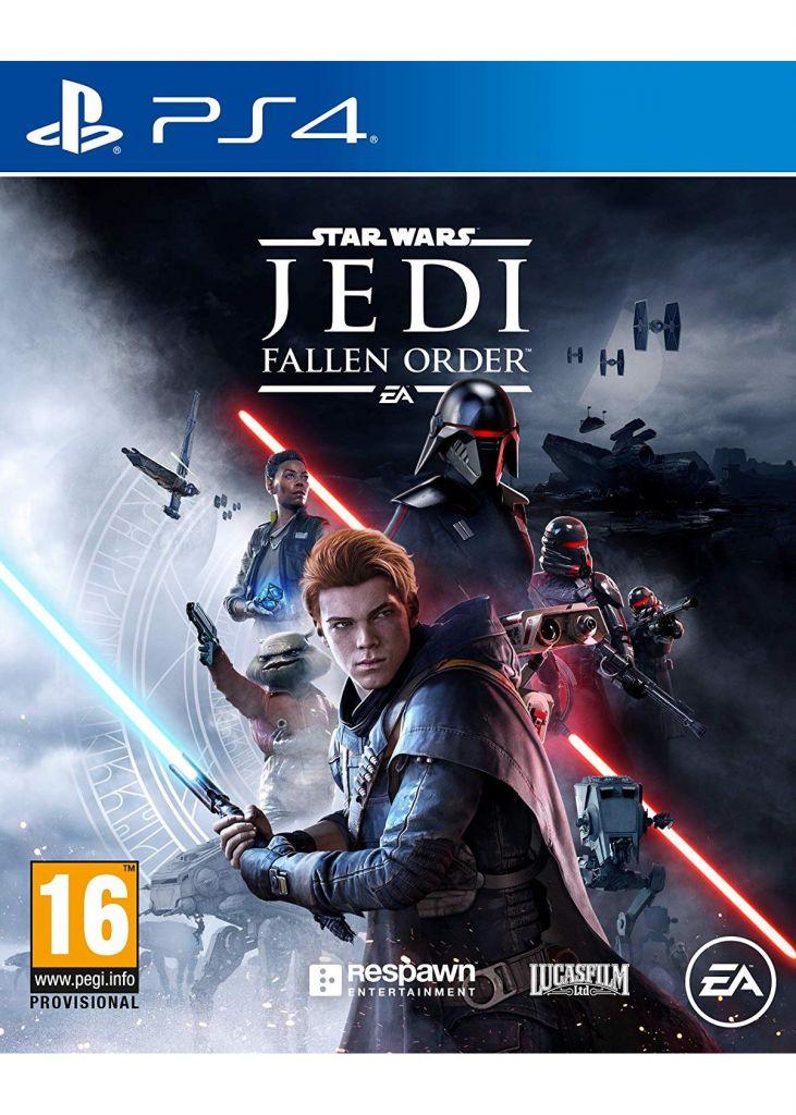Star Wars Jedi: Fallen Order PS4 הזמנה מוקדמת