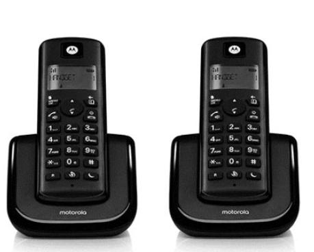 טלפון אלחוטי מוטורולה T202+