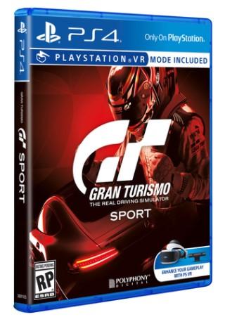 PlayStation 4 - Gran Turismo Sport