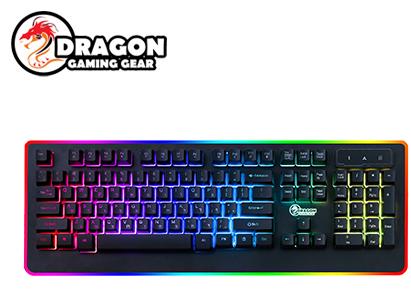 מקלדת Dragon GPDRA-RGB7