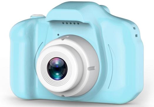 מצלמת ילדים סאמויקס מיני סמייל בויז כחול MINI SMAILEBOYZ