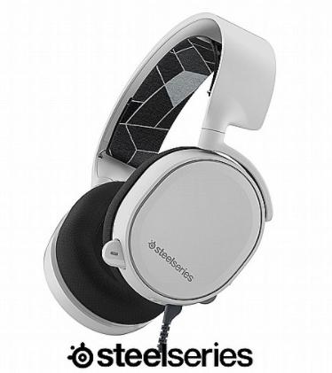 אוזניות חוטיות SteelSeries Arctis 3