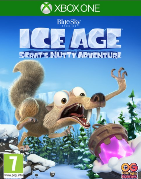 Ice Age: Scrat's Nutty Adventure XBOX ONE עידן הקרח