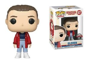 Stranger Things S3 - Eleven with Slicker #827