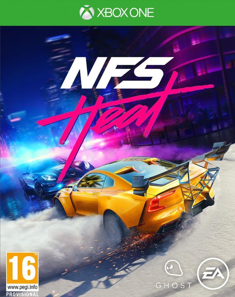 NFS Heat Xbox One – Need For Speed מכירה מוקדמת
