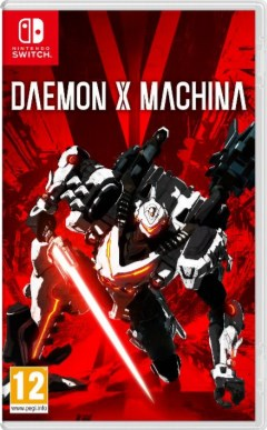 משחק Daemon x Machina ל- Nintendo Switch