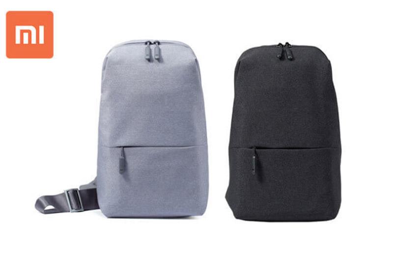 תיק כתף 4 ליטר עמיד במים Xiaomi דגם Mi City Sling Bag