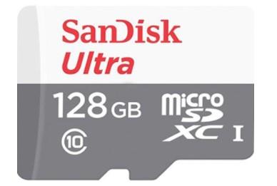 כרטיס זיכרון Sandisk Ultra128gb