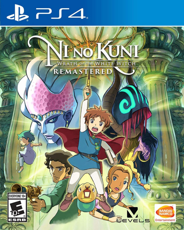 Ni no Kuni: Wrath of the White Witch Remastered הזמנה מוקדמת