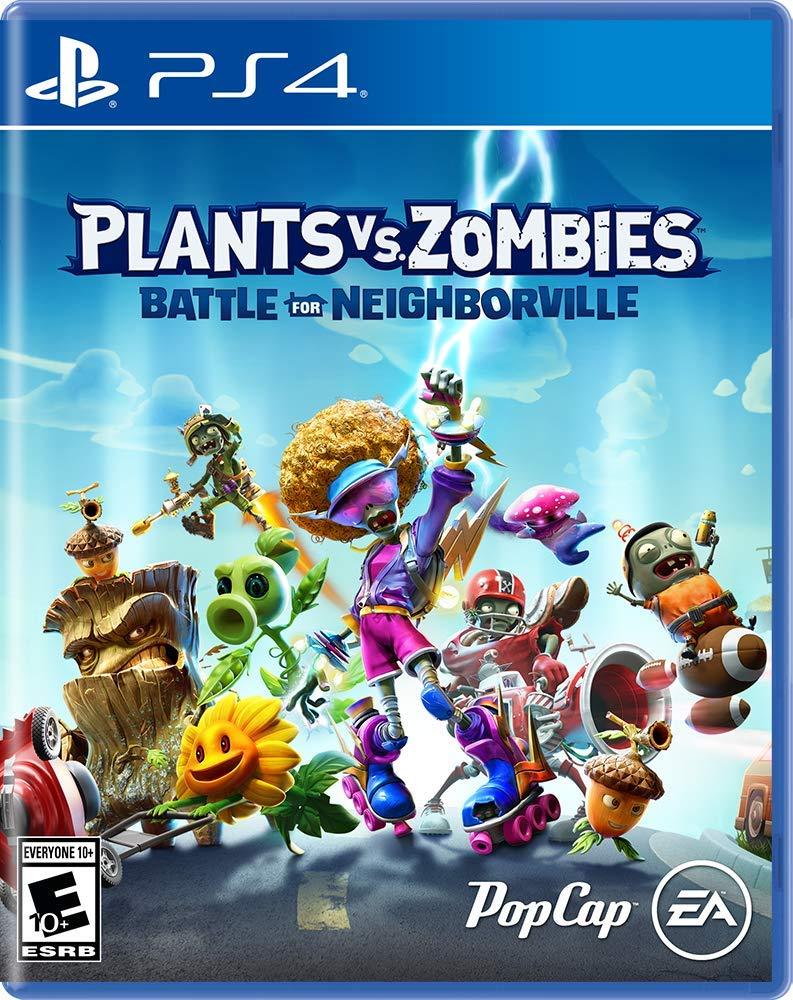 PS4 ™Plants vs. Zombies: Battle for Neighborville הזמנה מוקדמת