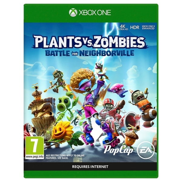 Plants vs. Zombies: Battle for Neighborville Xbox One  מכירה מוקדמת