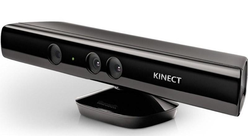 Microsoft XBOX 360 KINECT - מצלמה לאקס בוקס תצוגה