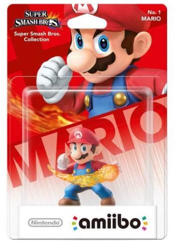 Amiibo Mario (סדרת סמאש ברוס)