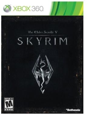 The Elder Scrolls V: Skyrim Xbox 360 Download Code - Official Full Game קוד דיגיטלי