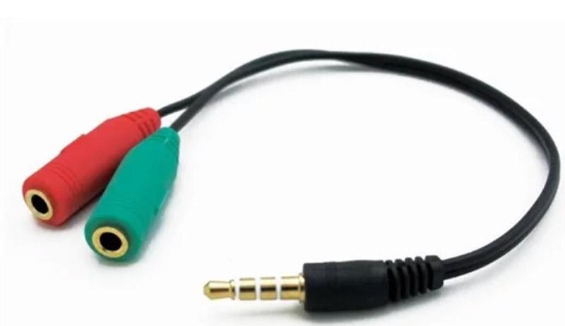 מתאם PC לקונסולות דגם AU-01 מבית MARVO המתאים לכל אוזניות הגיימינג