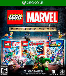 Xbox One - LEGO Marvel Collection