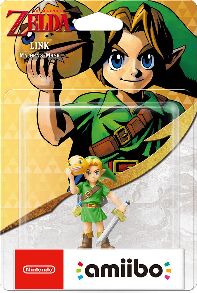 (Nintendo Link Majora's Mask amiibo (The Legend of Zelda