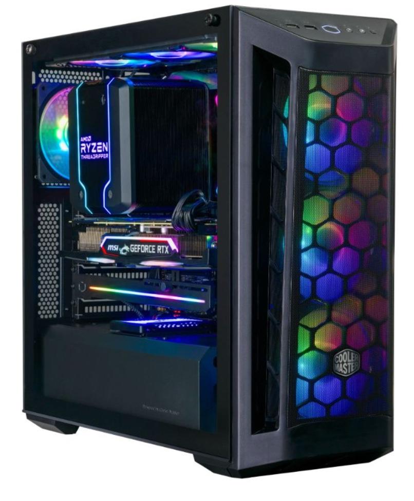 מחשב גיימינג GS12-I5-11400-RTX3070 כולל מערכת הפעלה