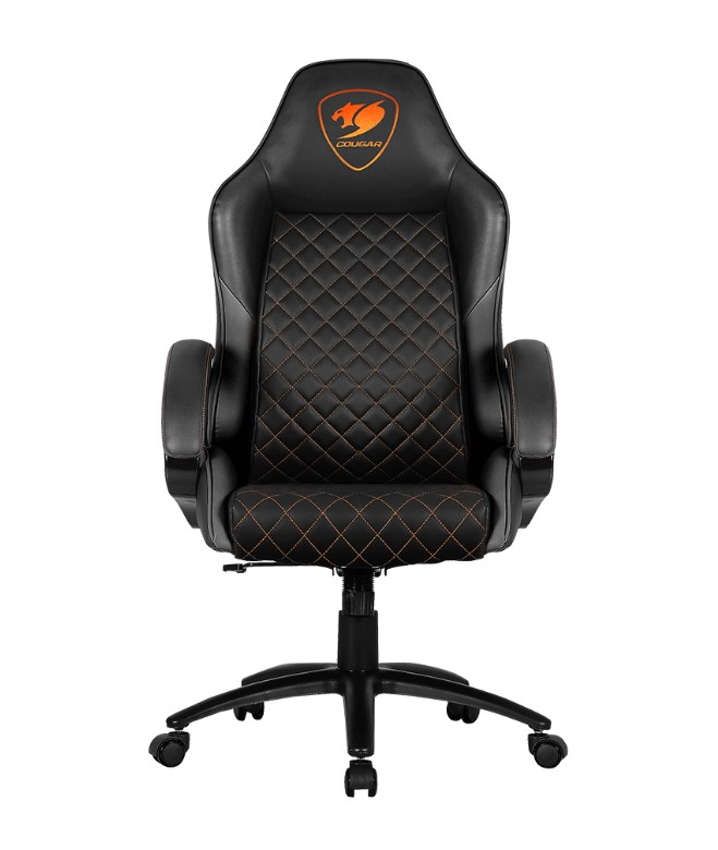 כיסא גיימינג Cougar Fusion שחור