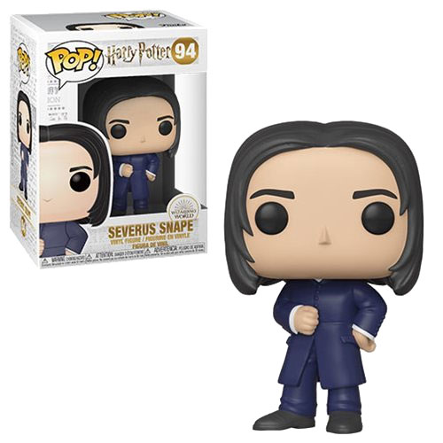 Harry Potter S10 Vinyl Figure - SEVERUS SNAPE בובת פופ #94