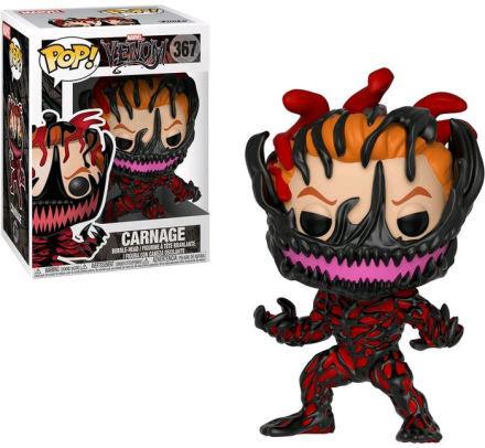 בובת פופ  367 Funko Carnage: Venom
