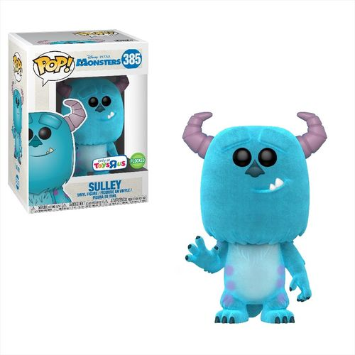 בובת פופ- Funko POP! Disney: Monster's Sulley 385