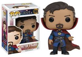 בובת פופ- Funko Pop! Marvel: Dr. Strange 169